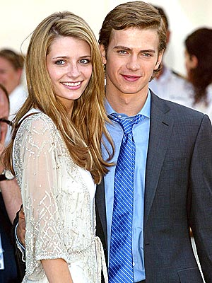 FRENCH TWIST photo | Hayden Christensen, Mischa Barton
