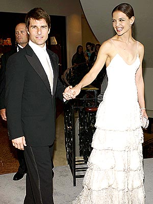 LEGENDS OF THE BALL photo | Katie Holmes, Tom Cruise