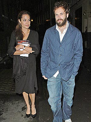 REUNION TOUR  photo | Angelina Jolie, Jonny Lee Miller