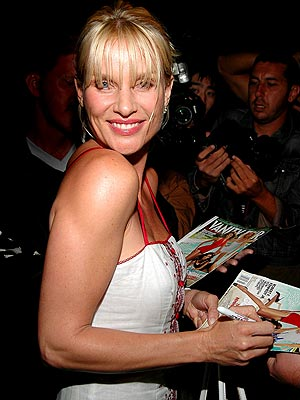 THE WRITE STUFF photo | Nicollette Sheridan