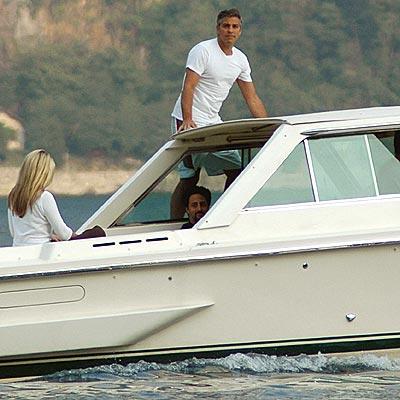 WATER WORLD photo   George Clooney