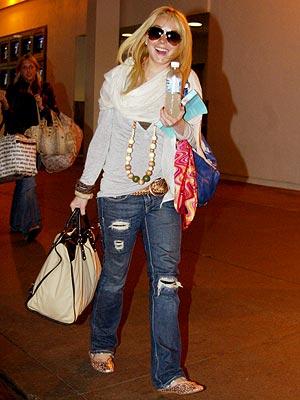 FLY GIRL photo | Lindsay Lohan