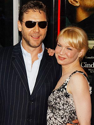 REIGNING CHAMPS photo | Renee Zellweger, Russell Crowe