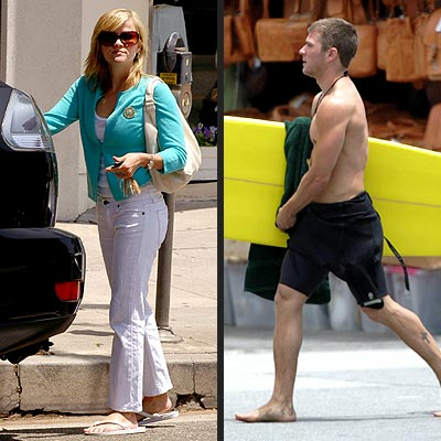 SURF AND TURF photo | Reese Witherspoon, Ryan Phillippe