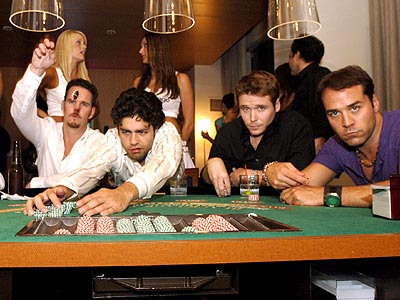 BOYS CLUB photo | Adrian Grenier, Jeremy Piven, Kevin Connolly, Kevin Dillon