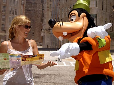 LOST IN DISNEY WORLD photo | Maggie Grace