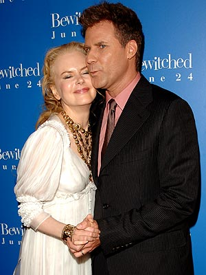 GETTING CHEEKY photo | Nicole Kidman, Will Ferrell