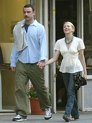 HANDY WORK photo | Liev Schreiber, Naomi Watts