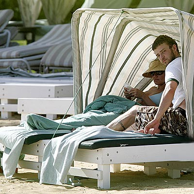 MADE IN THE SHADE  photo | Cameron Diaz, Justin Timberlake