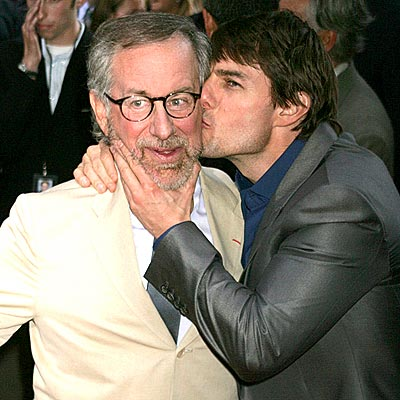 KISSING BANDIT photo | Steven Spielberg, Tom Cruise