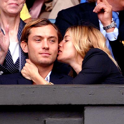 LOVE MATCH photo | Jude Law, Sienna Miller