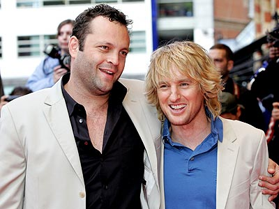 CRASH COURSE photo | Owen Wilson, Vince Vaughn