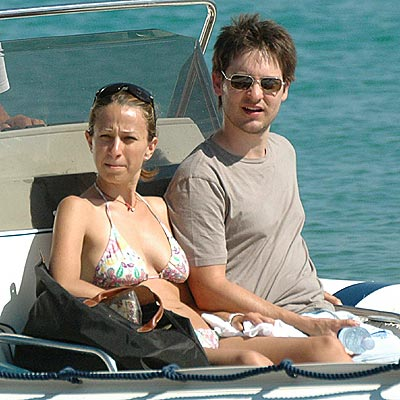 ITALIAN HOLIDAY photo | Tobey Maguire