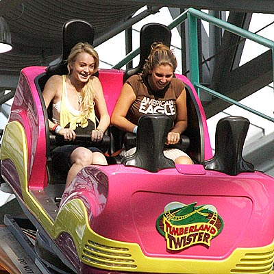 WILD RIDE photo | Lindsay Lohan