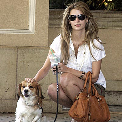 PUPPY LOVE photo | Mischa Barton