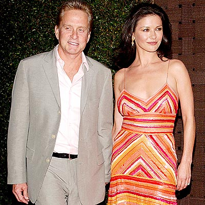 FAMILY BUSINESS photo | Catherine Zeta-Jones, Michael Douglas