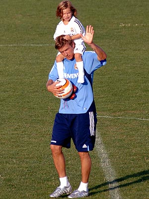 BEST COACH EVER photo | David Beckham