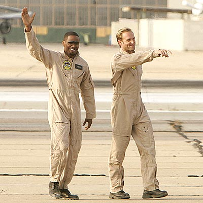 FLY GUYS photo | Jamie Foxx, Josh Lucas