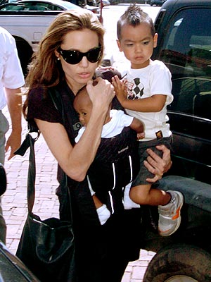 MOTHER LOAD photo | Angelina Jolie