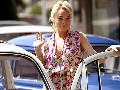 TOUR DE SPAIN photo | Lindsay Lohan