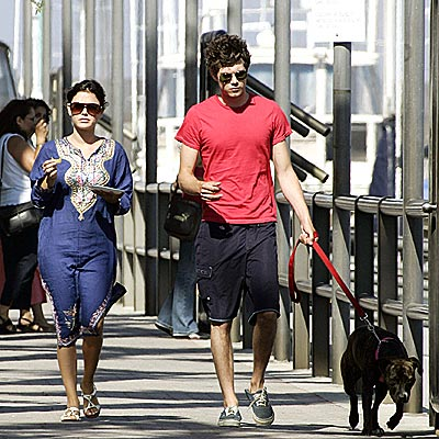 DOG DAY photo | Adam Brody, Rachel Bilson