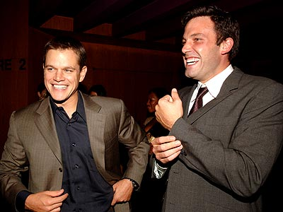 GOOD WILL GUYS photo | Ben Affleck, Matt Damon