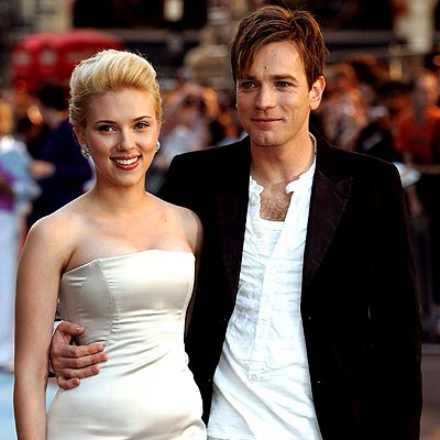 CLONING AROUND photo | Ewan McGregor, Scarlett Johansson