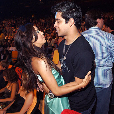WINNERS' CIRCLE photo | Eva Longoria, Wilmer Valderrama