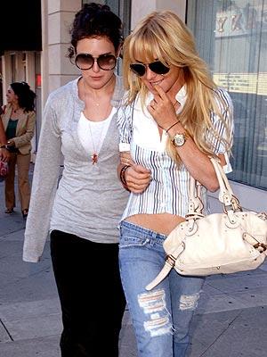 RUMER HAS IT photo | Lindsay Lohan, Rumer Willis