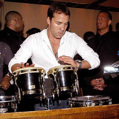 DRUMMER BOY photo | Jeremy Piven