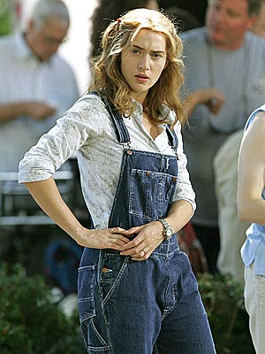 FARMER KATE photo | Kate Winslet
