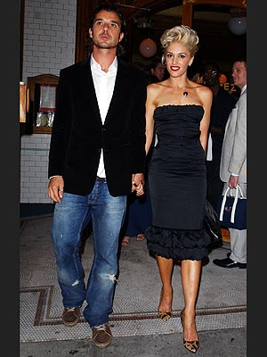 HOLLA, GIRL photo | Gavin Rossdale, Gwen Stefani