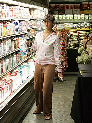 DAIRY QUEEN photo | Jessica Alba