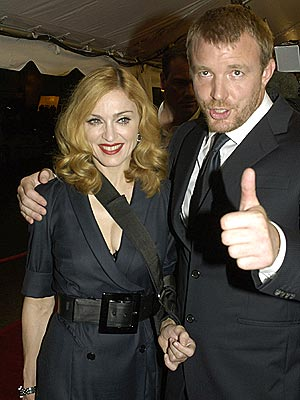 THUMBS UP photo | Guy Ritchie, Madonna