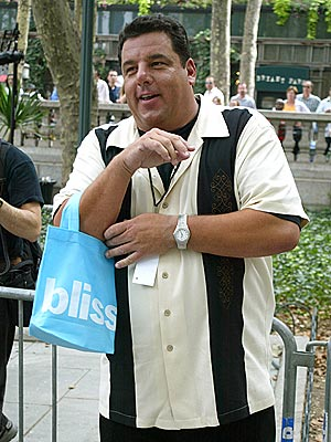 GANGSTER WRAP photo | Steve Schirripa