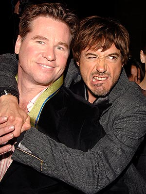 BROTHERLY LOVE photo | Robert Downey Jr., Val Kilmer