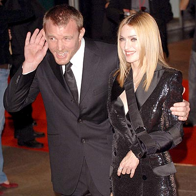 HEARING AID photo | Guy Ritchie, Madonna