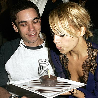 BIRTHDAY GIRL photo | Adam Goldstein, Nicole Richie