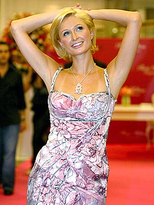 PINK LADY photo | Paris Hilton