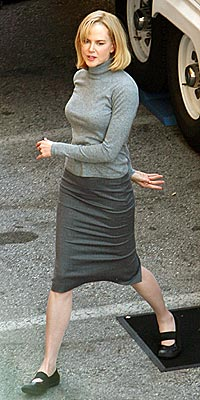 GRAY LADY photo   Nicole Kidman