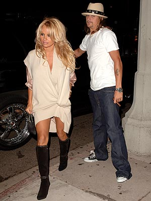 BEST EXES photo | Kid Rock, Pamela Anderson