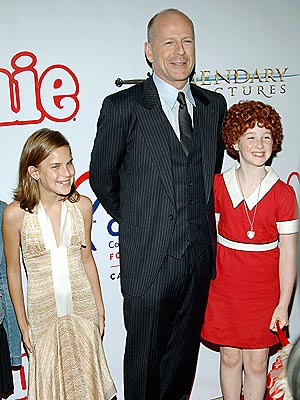 DADDY WARBUCKS photo | Bruce Willis