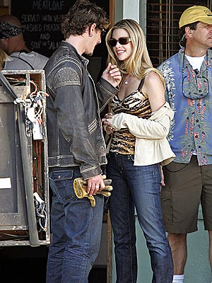 WORKING LUNCH photo | Denise Richards, Eric Balfour