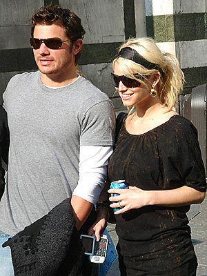 CIAO, ITALIA! photo | Jessica Simpson, Nick Lachey