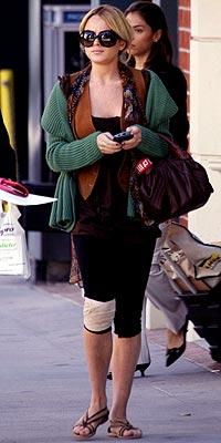 ON THE MEND photo | Lindsay Lohan