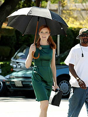 RAIN OR SHINE photo | Marcia Cross