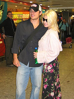 GREAT ESCAPE photo | Jessica Simpson, Nick Lachey