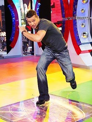CLUB MTV photo | Ricky Martin