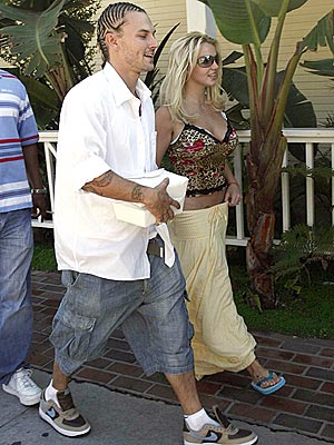 PARENTS' DAY OUT photo | Britney Spears, Kevin Federline