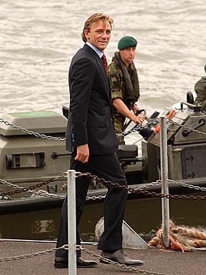 SECRET AGENT MAN photo | Daniel Craig
